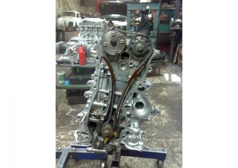 Motor Rav 4 en diferentes presentaciones