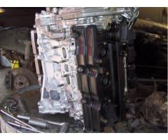Motor Yaris listo para instalarse