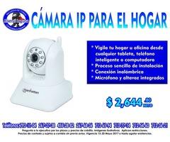 CAMARA PARA EL HOGAR MANHATTAN