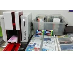 Impresoras de credenciales en PVC, Nuevas y usadas
