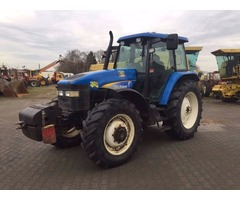 TRACTOR AGRICOLA NEW HOLLAND TM120