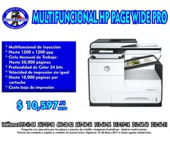 MULTIFUNCIONAL HP WIDE PAGE PRO
