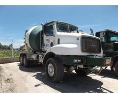 camion de congreto international