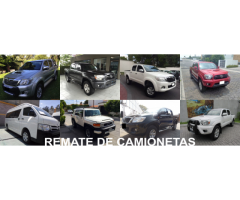 camioneta toyota hilux 4x4 uso gerencial