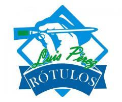 Rótulos Luis Pérez | Rotulación & Pintura