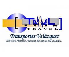 TRANSPORTE DE CARGA EN GENERAL, FLETES, TRAVEL