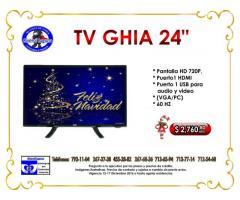 TV GHIA DE 24