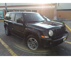 Se Vende Jeep Patriot 4x2