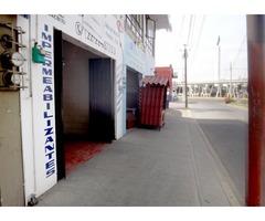 Se Renta Local Comercial cerca de Galerías Serdán