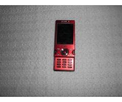 CELULAR SONY ERICSSON W 995 CON GPS