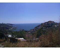 Terrenos en Acapulco con vista al mar Cerca del Centro