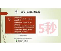 Curso 5s CRC-Capacitacion #Puebla