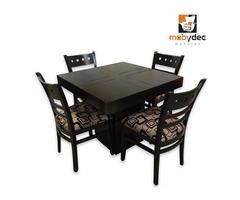 Comedor minimalista Venecia muebles en venta