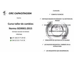 CURSO ISO 9001:2015