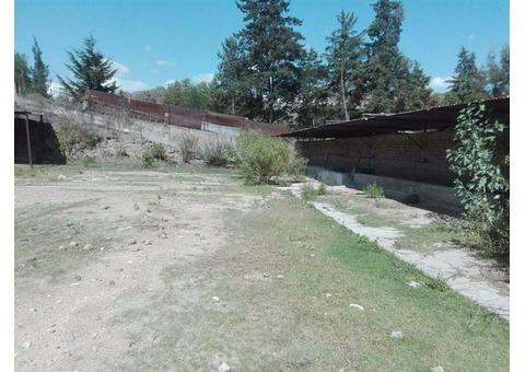 Terreno Carretera Atizapán-Villa Nicolás Romero