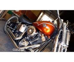 Se REMATA!! Moto Harley-Davidson Springer 2001