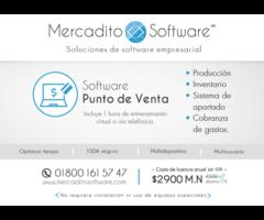 Software para venta en ferreterias