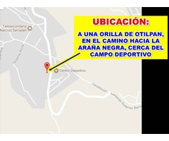 REMATO 3,000 M2 ESCRITURADOS EN OTILPAN – URGE