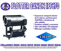 PLOTTER CANON IPF670
