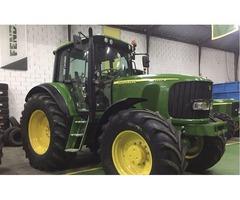 tractor agricola John Deere 6920
