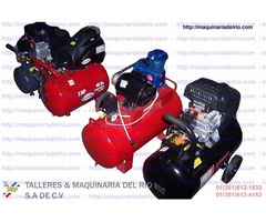 compresoras de aire e hidrolavadoras precios desde $1.500.00