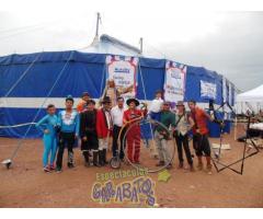 actos de circo increibles en tus eventos
