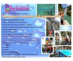 TOUR HUASTECA POTOSINA DEL 2 AL 6 DE AGOSTO