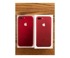 Apple iPhone 7 Plus 256GB Red Factory Unlocked