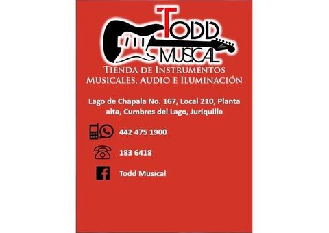 Instrumentos musicales Querétaro JURIQUILLA