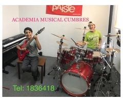 Academia musical juriquilla cumbres del lago