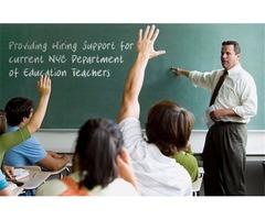 English teacheres needed