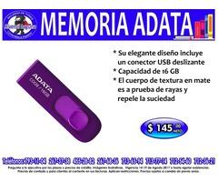 MEMORIA USB ADATA DE 16 GB