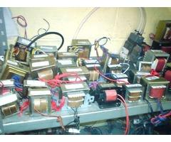 Transformadores-Reparación y Fabricación