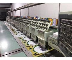 Embtec venta de máquina bordadora Tajima