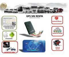 GPS sin renta plataforma de monitoreo gratis de por vida