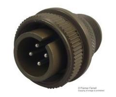 Amphenol Conector Grado Militar 4 Pines Estándar 3106a-14s
