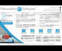 Software punto de venta productos y servicios