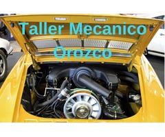 Taller Mecanico Orozco