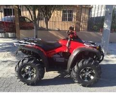 2 CUATRIMOTOS  HONDA  420cc  y 680cc  4x4  mexicanas