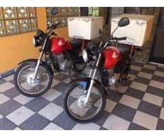 REMATO  2  HONDA  CARGO  150cc  2015  seminuevas