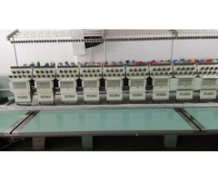 Embtec venta de máquina bordadora Tajima.