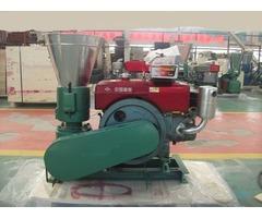 Peletizadora 150mm 8 hp Diesel para alfalfas y pasturas 120-150kg