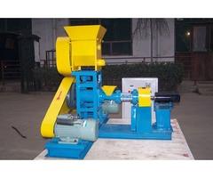 Extrusora para pellets alimentación gatos 30-40KG 5.5KW