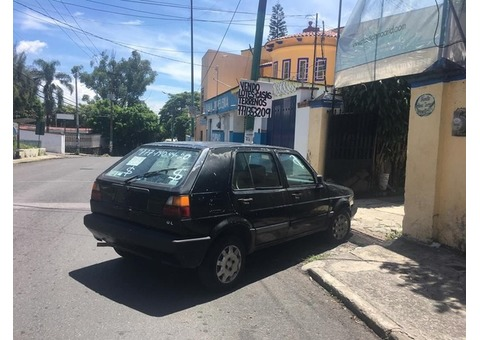 VW GOLF 1988