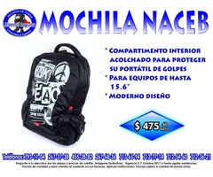 MOCHILA NACEB PARA LAPTOP